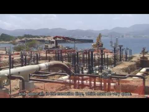Marina Lucense gas-pipeline - FCC Industrial