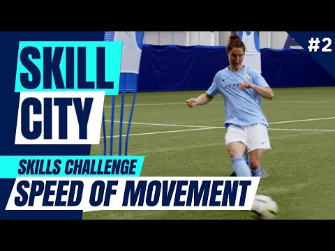 SPEED CHALLENGE  Lloyd v Scott v Ross | SkillCity
