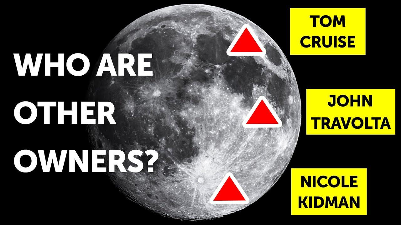 Besitzt jemand den Mond? + video
