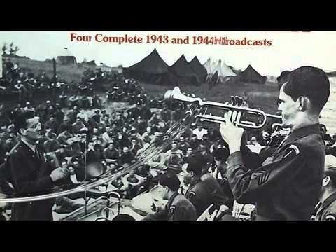 Glenn Miller & The Army Air Force Band  IN THE MOOD  November 13, 1943