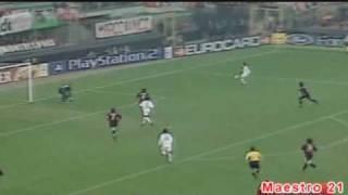 Highlights AC Milan 2-1 Bayern Munich - 23/10/2002