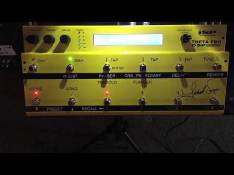 Michael Sweet demos the MS Theta Pro DSP
