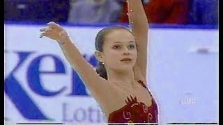 Sasha Cohen - 2000 U.S. Figure Skating Championships - Long Program