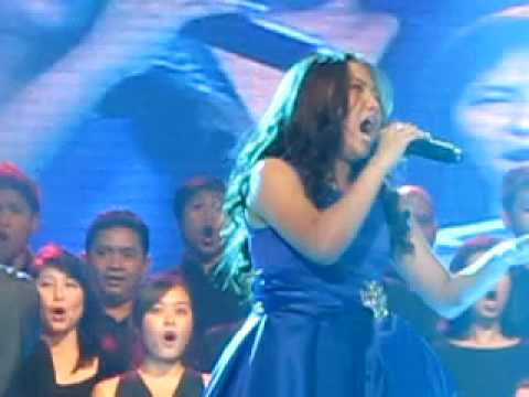 Charice Concert, Note to God, Roilo Golez video 27 June 2009