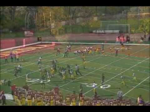 2012 Concordia Chicago Cougar Football Highlight Film