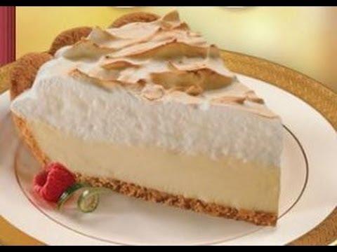 Receta Pie De Limon Casero  Silvana Cocina Y
