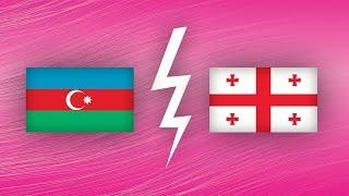 Azerbaycan vs Gürcistan Savaşsaydı? (TEK PARÇA) (ft. Türkiye vs Ermenistan)