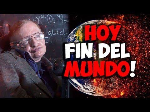 El Fin del Mundo es HOY? !! Profecía 18 de Abril! ¿Que va a pasar?