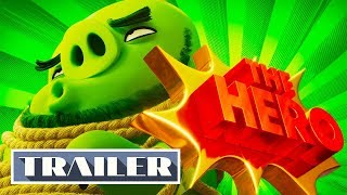 The Angry Birds  Movie 2 – International HD Trailer – 2019