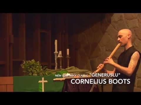 "Original Surf Rock Composition ""GENERUSLU"" Performed On Zen Shakuhachi Flute (live, Acoustic)"