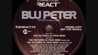 Blu Peter - The Pictures In Your Mind (Arabesque Mix) (CLASSIC 1996)