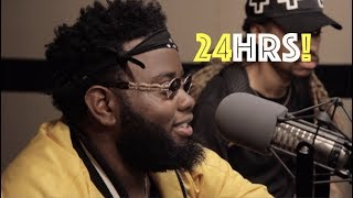24hrs: What You Like, Made In Tokyo, Working With Scrappy And Jermaine Dupri