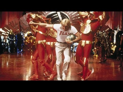 Image result for flash gordon football fight