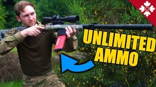 Airsoft CHEATER Shoots Me In The FACE!