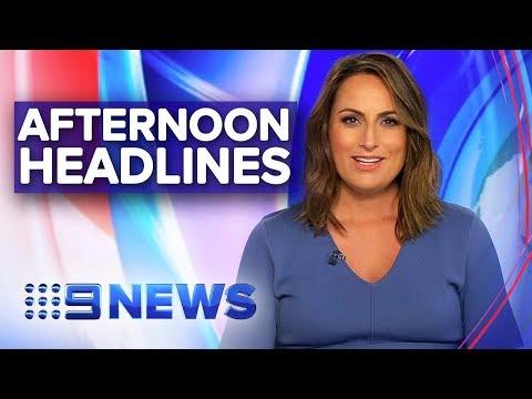 Surfboard Factory Fire, Kylie's Tourism Australia Campaign   Nine News Australia