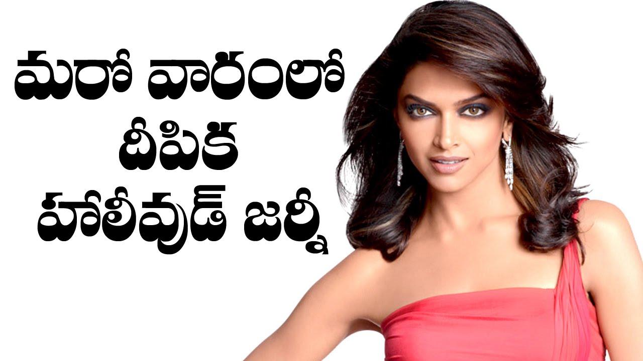 Deepika Padukone Hollywood Movie - YouTube