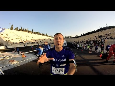 Athens Marathon (Greece) - Discover the World through its Marathons [running documentary]