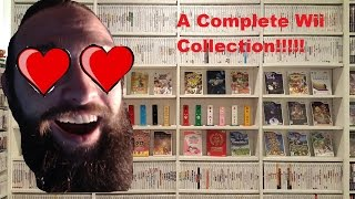 A Complete Wii Collection Rant