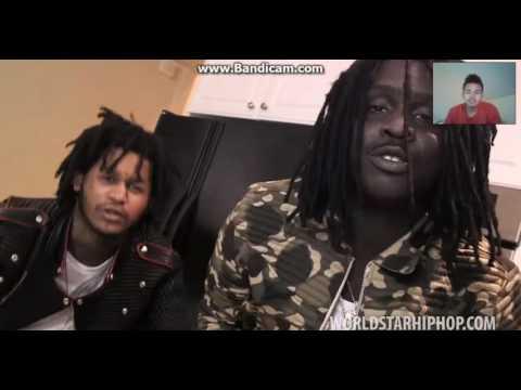 Chief Keef & Fredo Santana Dope Game (Reaction)
