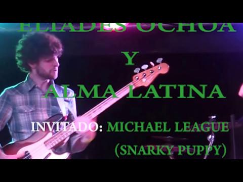 Snarky Puppy (Michael League), Eliades Ochoa and Alma Latina in HavanaELIADES OCHOA.