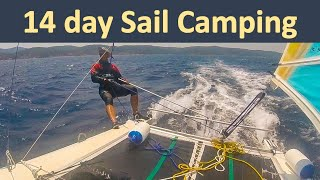 Sailing Adventure-1500km on Catamaran