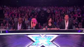 Fifth Harmony - Give Your Heart A Break - The X Factor USA 2012