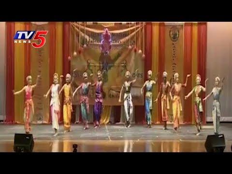 Capitol Area Telugu Society(CATS) Diwali Celebrations | TV5 News