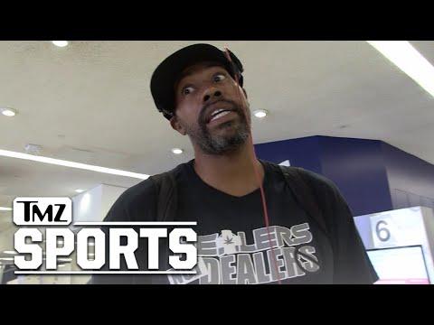 Rasheed Wallace: Zach Randolph Doesn't Sell Dope | TMZ Sports
