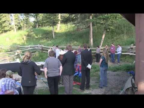 Darien Latty Memorial Yellowstone