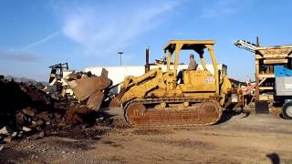 Mach1machinery.com-1977 Caterpillar 977L Track Loader