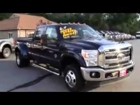 2011 Ford F350 Dually Review Rev Drive Youtube