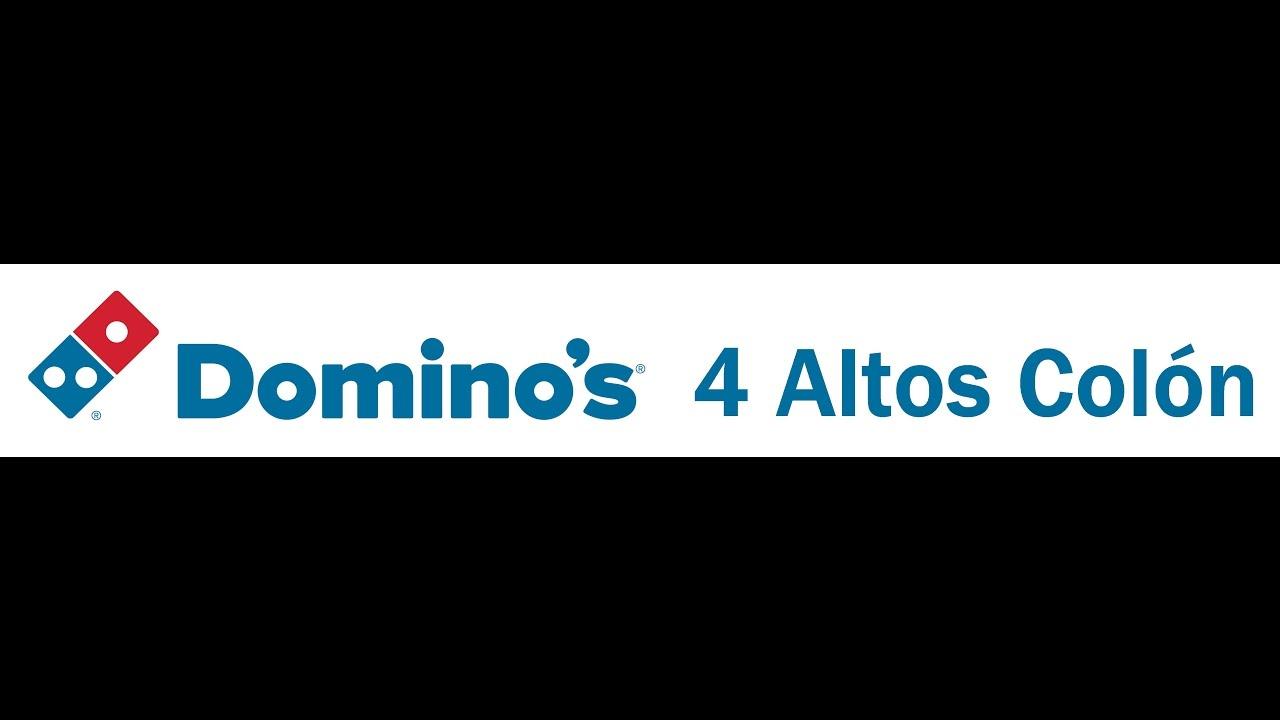 Dominos Pizza 4 Altos Panama Youtube