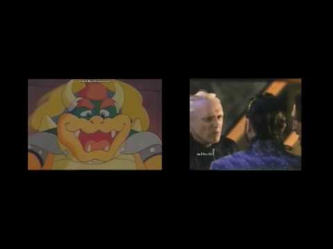 comparison video super mario bros 1986 anime1993 movie