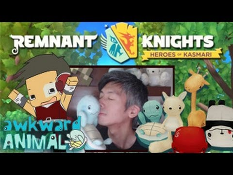 Ted Plays Remnant Knights: Now With Awkward Animals! #2