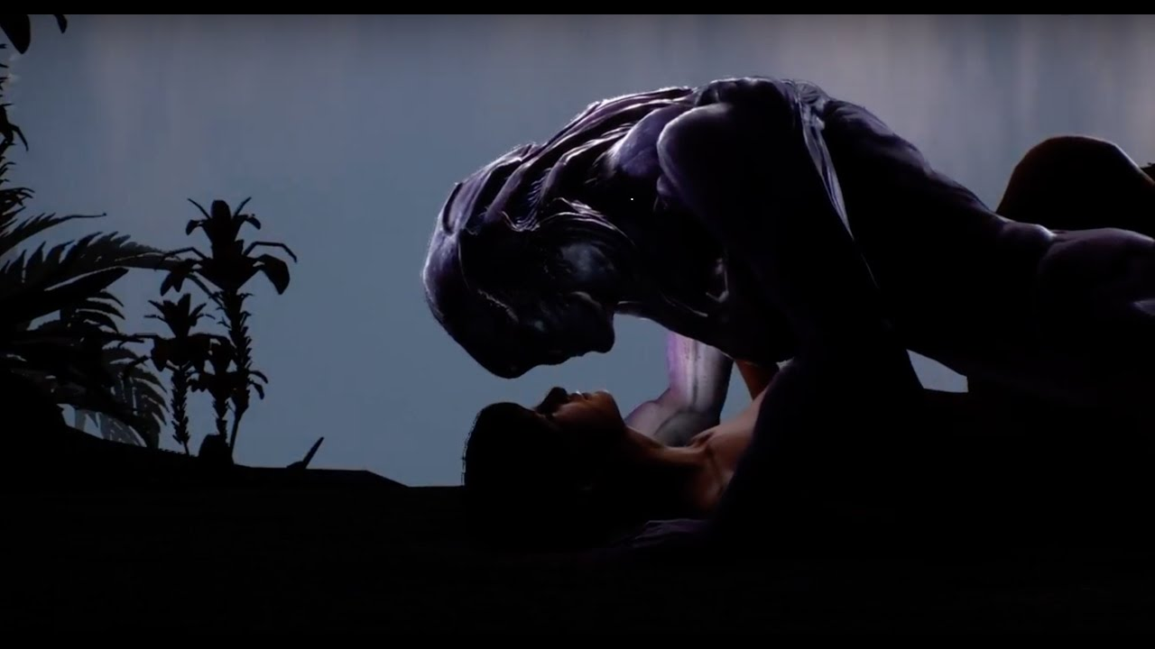 Youtube Mass Effect Sex Scene 99