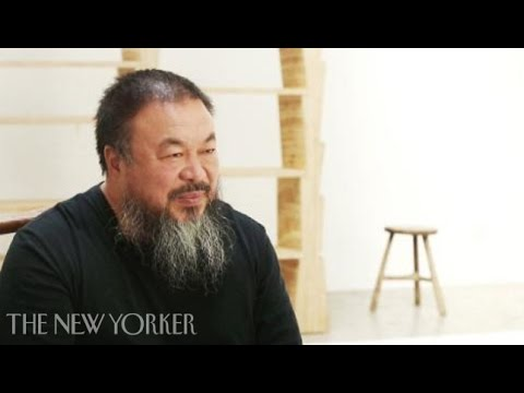The Chinese artist and activist Ai Weiwei about his legal status, his work, and his future