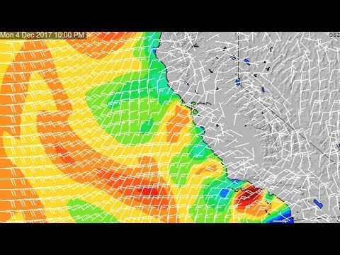 Offshore Winds for California