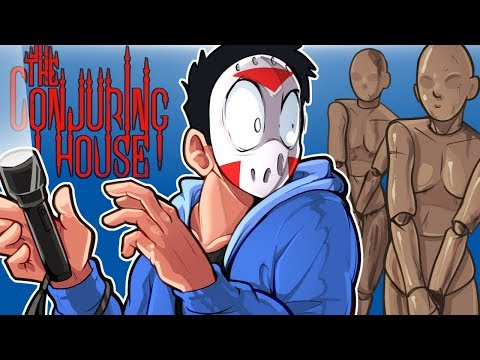 The Conjuring House - THERE'S MANNEQUINS EVERYWHERE! Ep.7