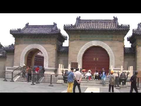 Beijing / Peking / 北京天壇主要景點 - Temple of Heaven main sights, 6 May 2015