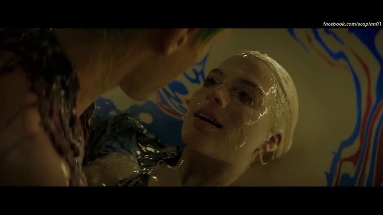 Download The Best Joker and Harley Quinn Scenes [HD] -  Suicide Squad (2016)