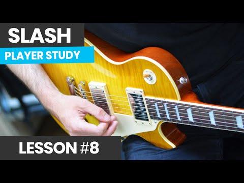 How To Play Like Slash [Slash Course Lesson 8] Rhythm, Chords & Riffing