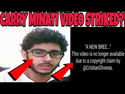 "CARRY MINATI GETS A COPYRIGHT STRIKE?! CARRY NEW WEB SERIES ""PRESS START TO PLAY"" 