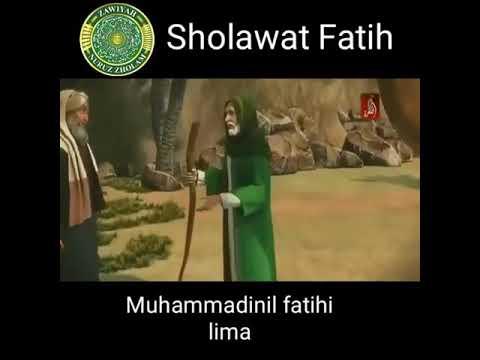 Sholawat Fatih Sayyidul Sholawat