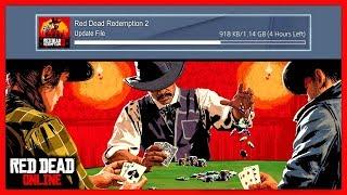 Red Dead Online: ВЫШЛА ИЗ БЕТЫ / ОБЗОР ОБНОВЛЕНИЯ 1.09 / Ограбление, Покер, Миссии, Оружие & Другое!
