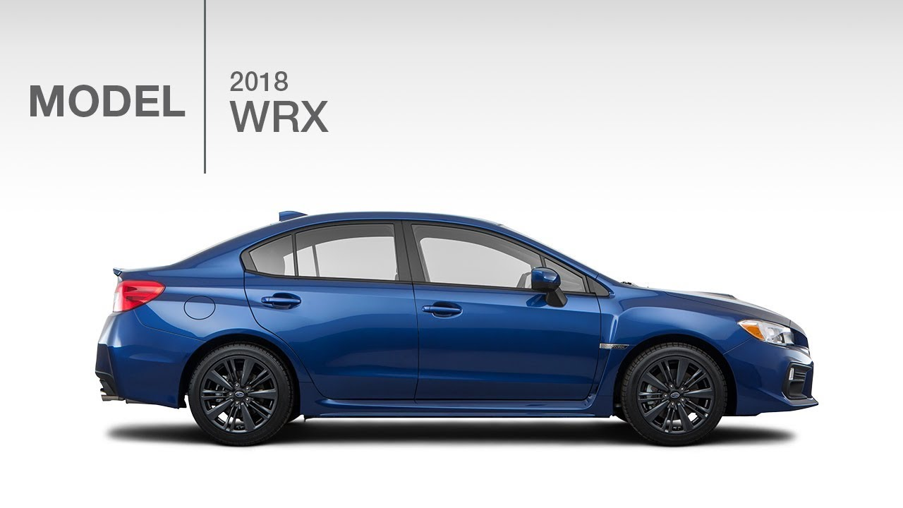 2018 Subaru Wrx Base Model Review