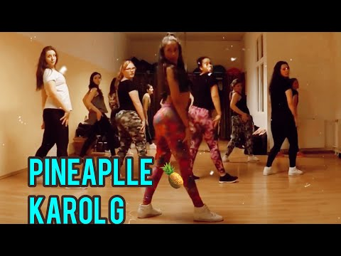 Pineapple by Karol G // Latin Twerk Choreography