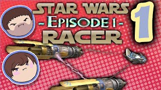 Star Wars Episode I Racer: Use the Force! - PART 1 - Grumpcade