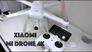 Розпакування XIAOMI Mi Drone 4K