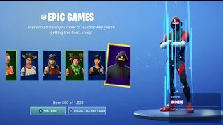 *FAST!* How to Get ALL EXCLUSIVE FORTNITE SKINS FREE (PS4, XBOX, PC ,SWITCH)!