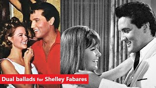 """Elvis sings """"Dual Ballads for Shelley Fabares"""" (Clambake)"""